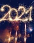 Честита Нова 2021-ва година